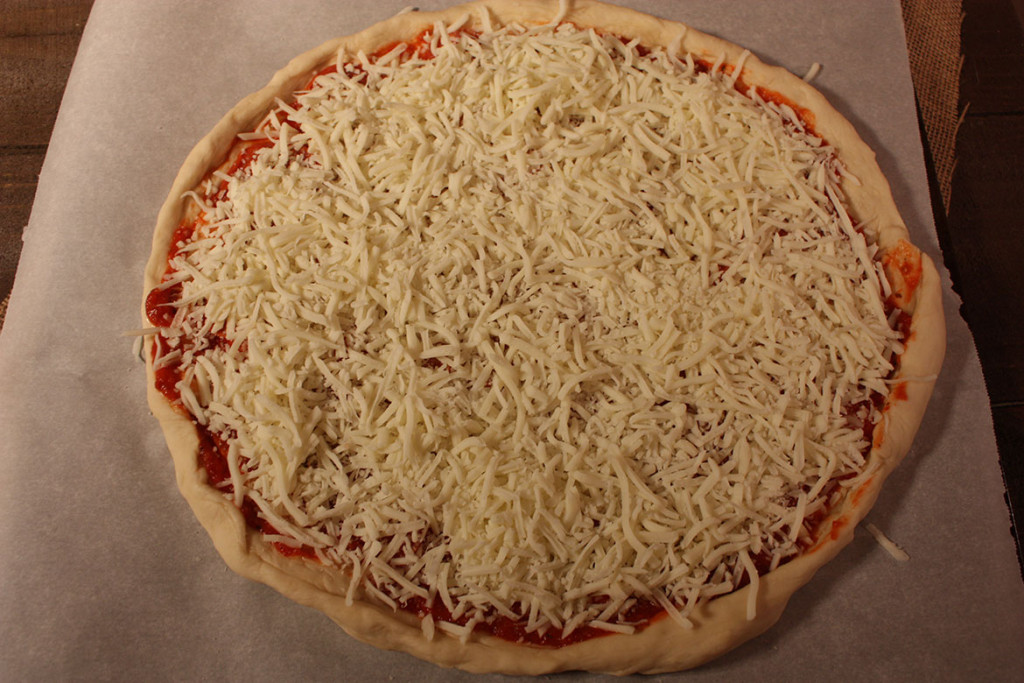 Homemade Pizza Dough - Easy and better than takeout! Best pizza dough recipe, ever.