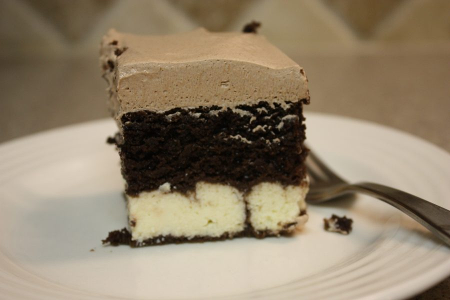 chocolate italian love cake