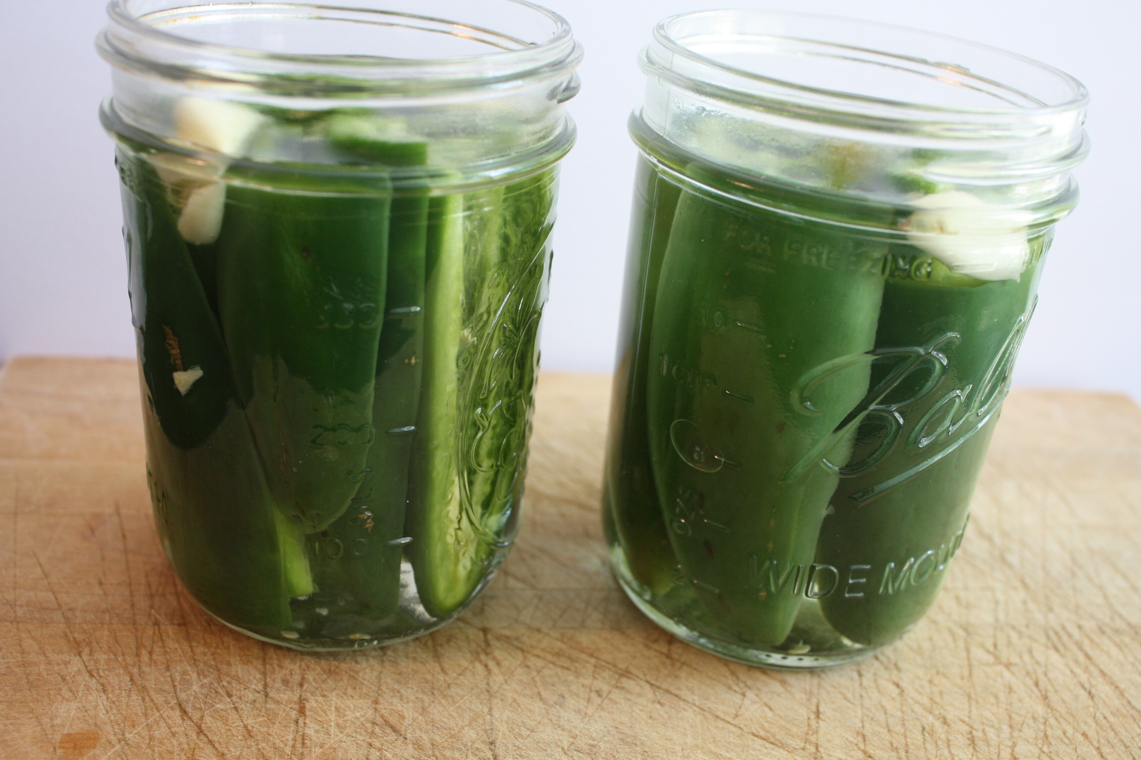 Pickled Jalapeno Peppers - These peppers are nothing like those mushy ...