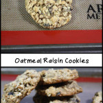 The best moist, soft, and chewy oatmeal raisin cookies ever! This is an easy recipe to whip up in no time.