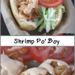 This Shrimp Po' Boy recipe delivers a thin, crispy batter-fried shrimp with a tangy creole sauce. Cajun food at it's best!