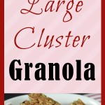 Don't pay those outrageous retail prices for granola clusters. With this recipe you can make your own, it's so much better!