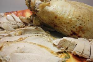 Turkey Brine - Moist, tender, juicy meat every time!