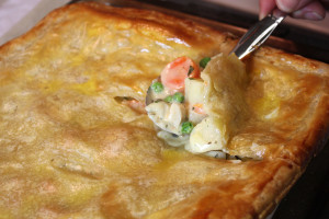 Chicken Pot Pie - This chicken pot pie is to DIE for! It's elegant enough for dinner guests yet also casual enough for a weeknight meal.