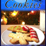 This is the only recipe you will ever need. Buttery, tender sugar cookies.