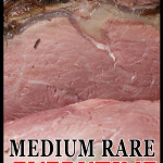 How to cook a medium-rare Prime Rib in the oven every time! Perfect for your Christmas dinner. #beef #primerib