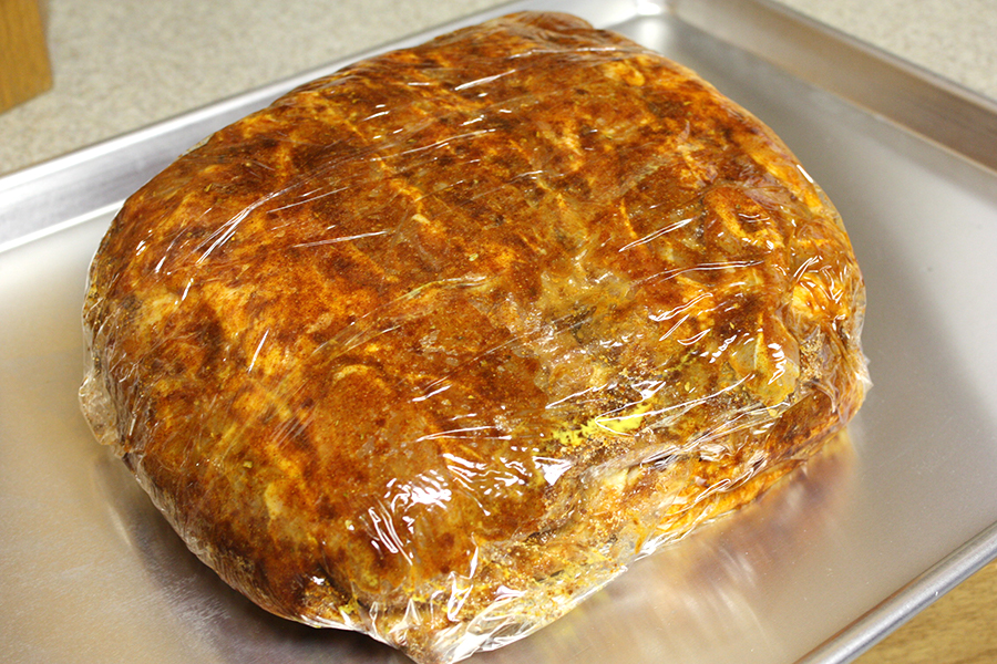Smoked Pork Shoulder - This recipe and method produces a juicy, tender,  perfectly smoked pork butt/shoulder EVERY TIME!