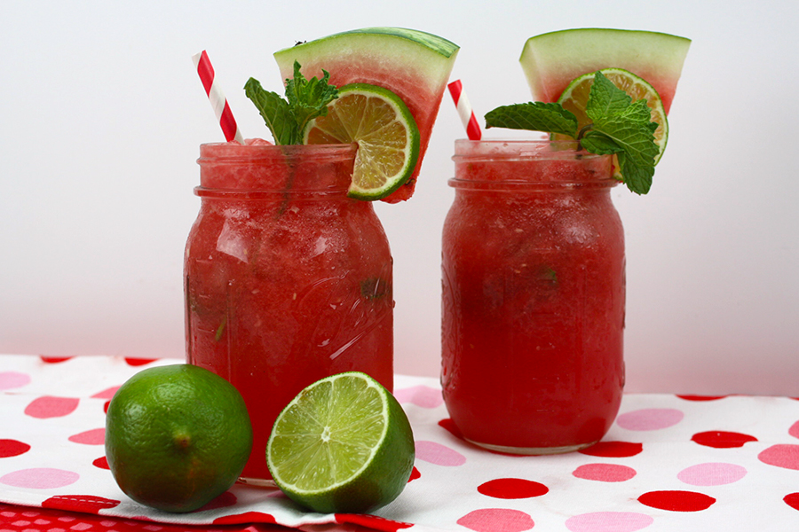 Watermelon Mojito - Don't Sweat The Recipe