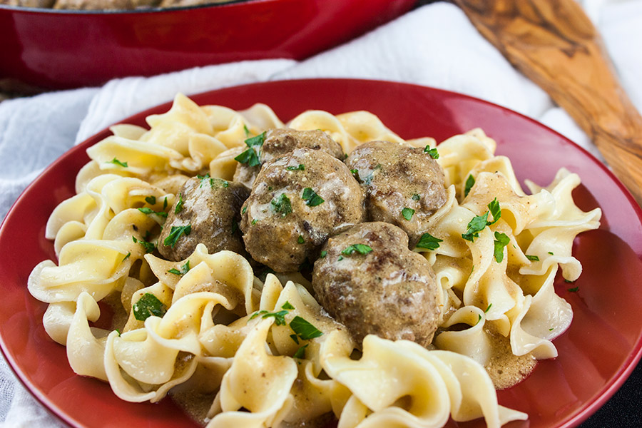 30 Minute Swedish Meatballs Don T Sweat The Recipe