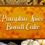 Pumpkin Spice Bundt Cake - Simply the perfect cake for fall. Moist, tender and loaded with pumpkin spice flavors! #pumpkin #recipe #cake #fall #thanksgiving #christmas #pumpkinspice