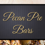 Pecan Pie Bars - A yummy shortbread crust topped with a buttery, nutty pecan pie layer! Warning: HIGHLY addictive! #dessert #recipe #thanksgiving #christmas #holidays