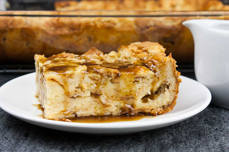 Bread Pudding With Bourbon Sauce Don T Sweat The Recipe