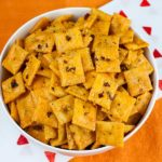 Firecracker Cheez-Itz - Need an easy snack or appetizer? This recipe comes together in a snap and is so addictive! Ranchy, spicy, cheesy crackers for the win!