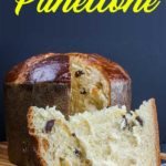 A sweet Italian bread, traditionally enjoyed during Christmas. Panettone is a rich, buttery bread, light in texture, studded with dried fruit. #christmas #italian #recipe