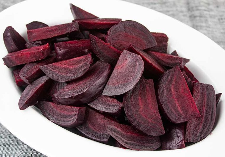 Ninja Foodi Pressure Cooker Fresh Beets - Beautiful fresh beets in 30 minutes! So flavorful, tender and healthy!