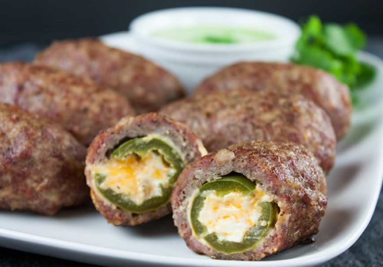 Keto armadillo eggs are the PERFECT snacky appetizer you can prepare that will keep you from cheating as well as appeal to your non-keto friends and family.