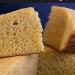 A delicious buttermilk cornbread that goes great with several dishes such as soups, stews, and chowders. A southern meat and three staple.