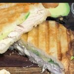 Smoked Chicken Panini