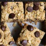 oatmeal chocolate chip cookies bars